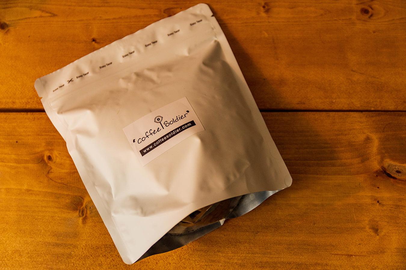 coffee soldier コーヒーソルジャーのハウスブレンド