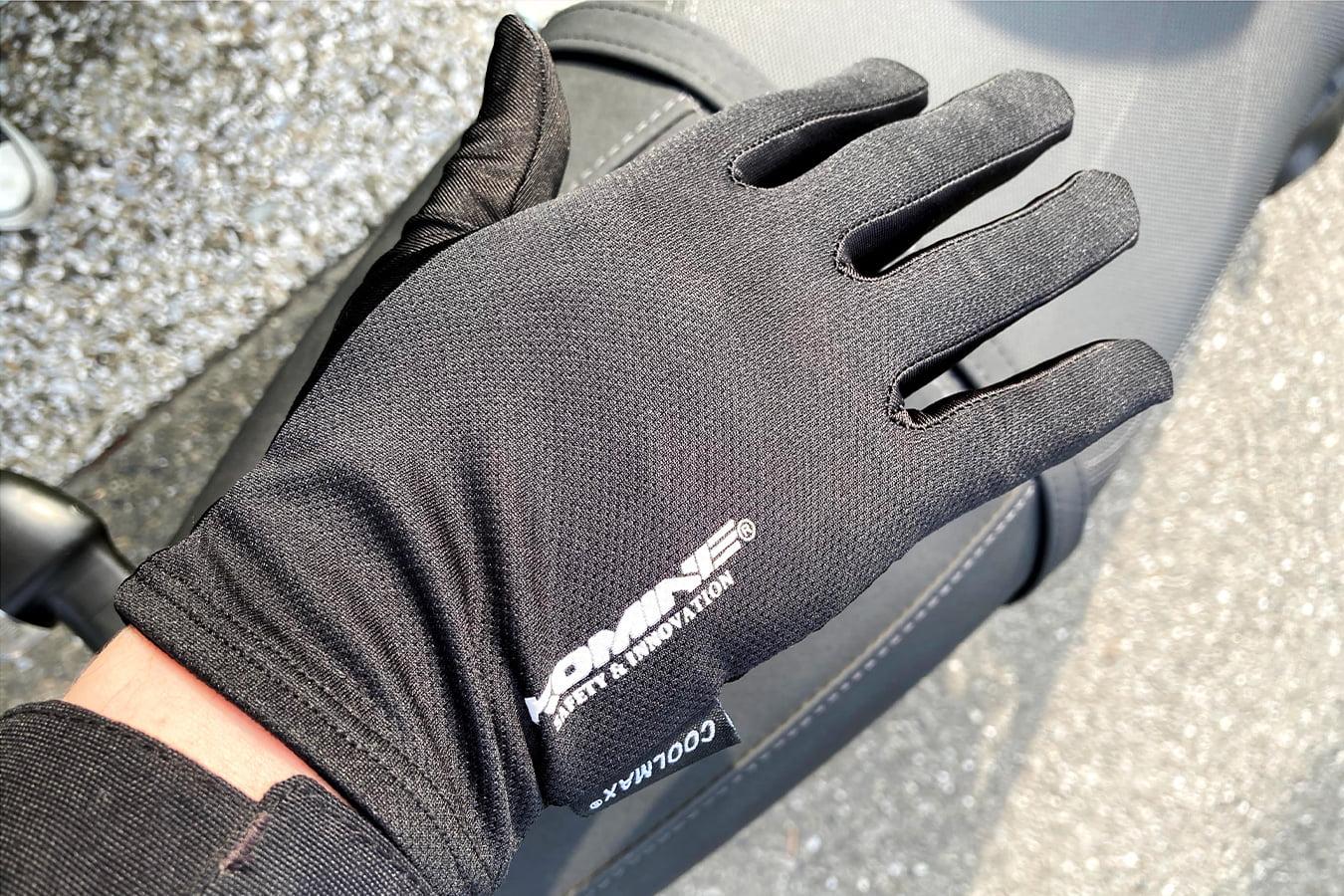 コミネ CMAX Inner Glove コミネCMAXインナーグローブ