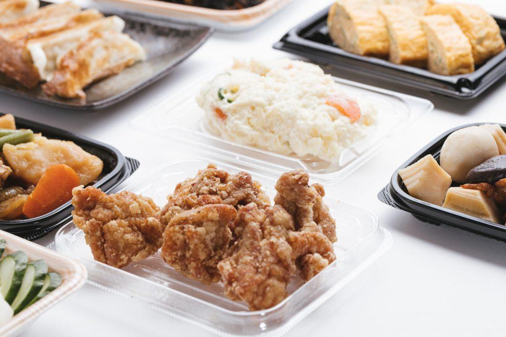 お米だけで太るのではなく、おかずも食べ過ぎるから太る